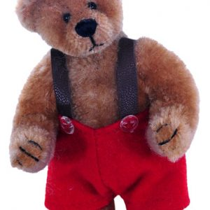 Miniature Teddy James Bear