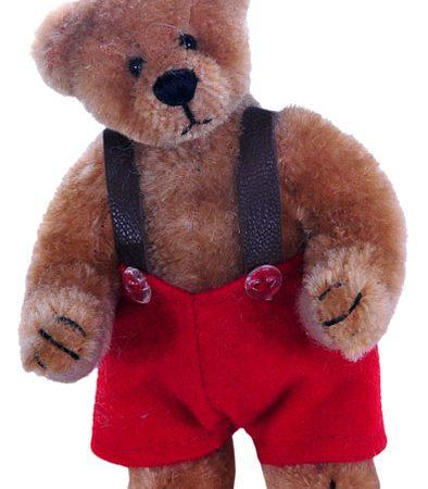 Miniature Teddy James Bear